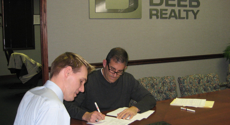 Andy Alloway Celebrates 10 Years of Ownership at Nebraska Realty