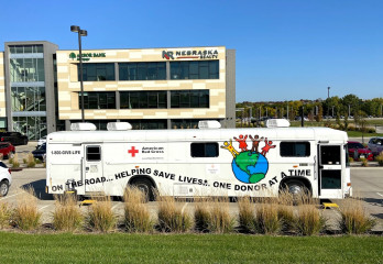 Nebraska Realty Hosts City Wide Blood Dr...