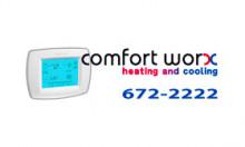 舒适Worx加热和冷却
